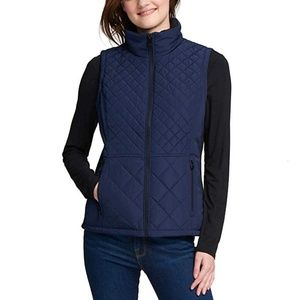 Andrew Marc W's Quilted Insulated Vest